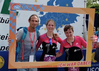 Chiemsee Triathlon: Local Heroes wagen nächsten Schritt