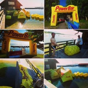The Power of powerbar ChiTri16 chiemseetriathlon2016 Chiemsee Triathlon chieming Chiemgauhellip