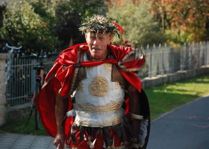 """Tempel Marathon: Zum vierten mal wird """"unser"""" griechischer Läufer Aristoteles Kakogeorgiou aus Thessaloniki anreisen am TME teilnehmen"""