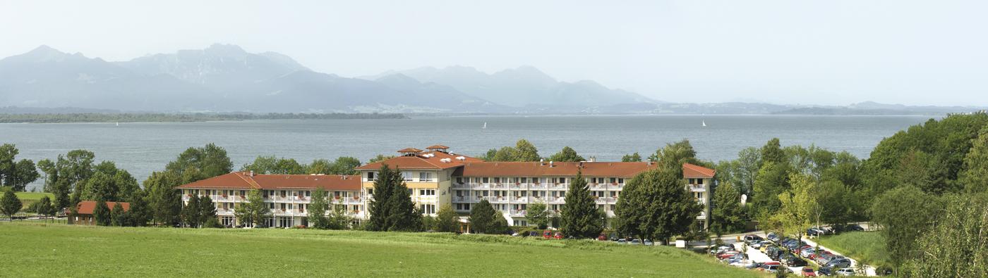 Klinik Alpenhof, einmalig