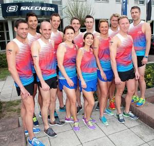 Team Skechers & Skechers Profi Athleten (2)_(Bildquelle Skechers)