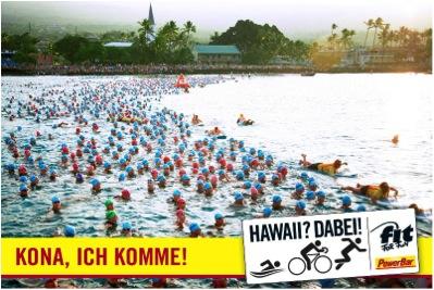 IRONMAN World Champion 2014 Sebastian Kienle gibt exklusive Einblicke in seine Ernährungsstrategie auf Hawaii