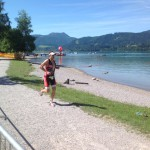 Triathlon Tegernsee, einmalig