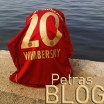 Petra Wimberskys Blog: Trainingslager-Rookie auf Tour