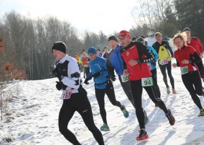 Winterlauf Challenge: Zweite Winterlauf-WM im Oberpfälzer Seenland