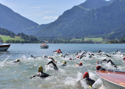Herausforderung am Schliersee lockt am Wochenende
