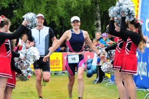 Chiemsee Triathlon - Eva Zielkanal [Foto Marathon Photos]