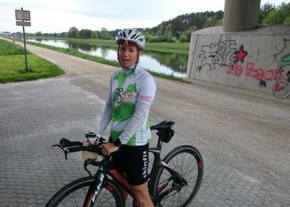 Petra Wimbersky powered by PowerBar