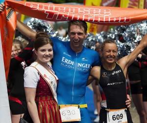 Vize-Miss-Chiemgau 2015 mit Nils Daimer und Julia Viellehner