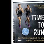 Buchtipp und Gewinnspiel: Time to run von Anna und Lisa Hahner
