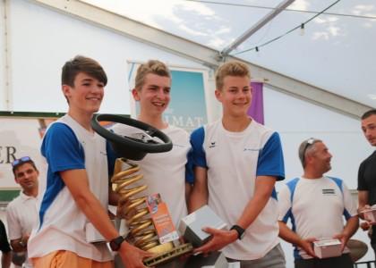 Chiemsee Triathlon: Osenstätter Firmencup geht in die vierte Runde