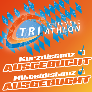 Chiemsee Triathlon: Kurz- und Mitteldistanz am Sonntag ist ausgebucht