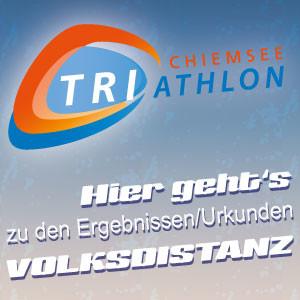 Chiemsee Triathlon: Ergebnisse und Urkunden für Volksdistanz sind online abrufbar