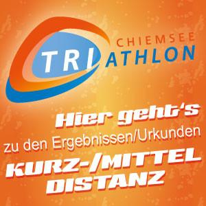 Chiemsee Triathlon: Ergebnisse und Urkunden 2016 für die Kurz- und Mitteldistanz sind online abrufbar