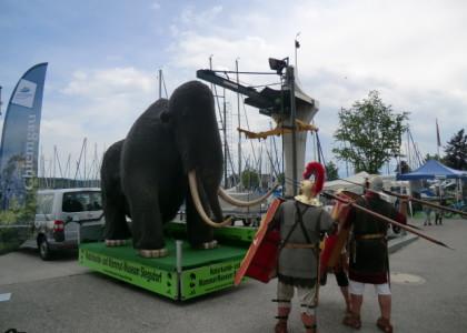 Chiemgau Team Trophy : Fotowettbewerb mit Mammut
