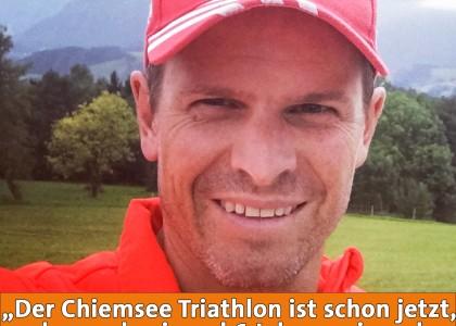 Chiemsee Triathlon: Tobias Angerer wird Schirmherr