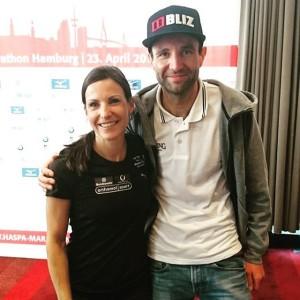 runningfelice wills wissen Am Sonntag mchte er beim haspamarathonhamburg Weltrekordhellip