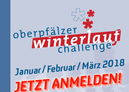 Winterlauf Challenge: Frostiges Jubiläum mit Weltmeisterschaft