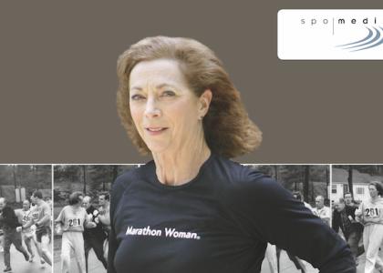 Buch-Tipp: Marathon Woman –  Die Frau, die den Laufsport revolutionierte