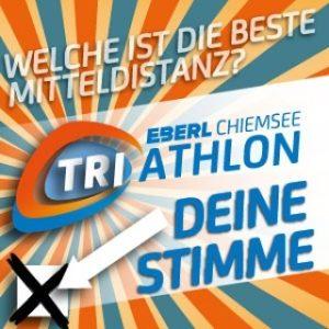 Der Eberl Chiemsee Triathlon braucht Dich und Deine Stimme beihellip