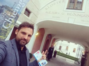 Freue mich auf den Chiemgau TourismusTag im KlosterSeeon Seeon ChiTri18hellip