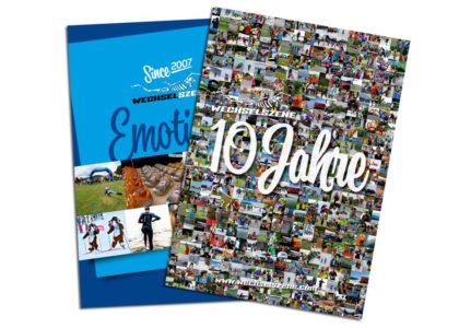 10 Jahre Wechselszene – Emotionen auf 12 Seiten – der Wechselszene-Kalender 2018 ist da