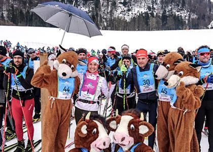 Freunde, Genuss und Bewegung: Die Ausrichtung der Chiemgau Team Trophy überzeugt auch Topsportler