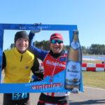 Oberpfälzer Winterlauf Challenge: Bei größter Hitze für kühle Temperaturen anmelden