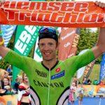 EBERL Chiemsee Triathlon: Markus Fachbach holt sich dritten Sieg am Chiemsee