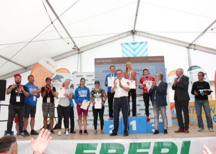 EBERL Chiemsee Triathlon: Vier Polizisten unter den TOP 10 beim Chiemsee-Triathlon
