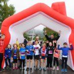 Kinderlauf beim Tempel Marathon Etsdorf: Weil Bewegung Spaß macht