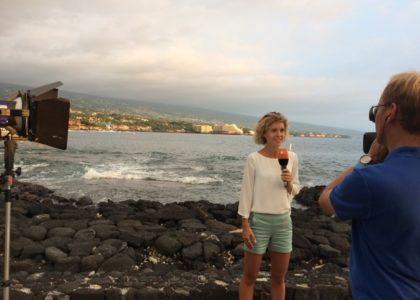 """Interview mit Annika Zimmermann: """"Hawaii, das ist immer Gänsehaut!"""""""