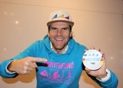 """Interview mit Daniel Unger: """"Triathlon ist nicht nur Hawaii"""""""