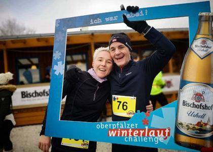 Oberpfälzer Winterlauf Challenge: Zweiter Lauf geht über 15 Kilometer – Jetzt noch anmelden!